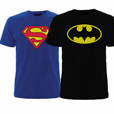 Best Birthday Gift Cotton Tshirts Combo ( Superman and batman1 ) t shirts