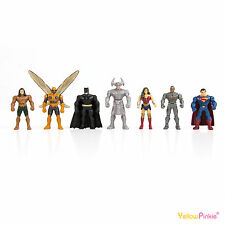 DC JUSTICE LEAGUE FILM ACTION MIGHTY MINIS SERIES 1. TRADE BOX