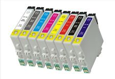 Compatible Chipped Ink Cartridges for Epson STYLUS PHOTO R800 R1800