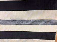 ILIV SMD Mixed Fibers Striped Curtain Cushion Craft Fabric