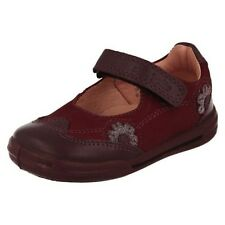 niña Start Rite First Zapatos FLEXY Suave Flor W