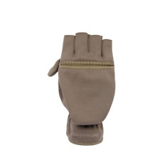 Extremities Unisex Hawk Mitt Windproof Fingerless Glove with Mitt
