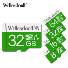 Class 10  Micro SD Card 4GB 8GB 16GB 32GB 64GB 128GB High Speed Read and Write
