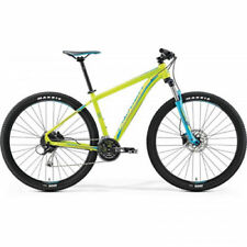 MERIDA MTB BIG NINE 300 Lime-Blu  2017