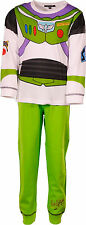 Boys Toy Story Pyjamas Buzz Lightyear Novelty 100% Cotton Pyjama Set PJ