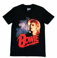 David Bowie Retro 2 Unisex Official T-Shirt Brand New Various Sizes