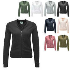 Only Damen Bomberjacke Übergangsjacke Sweatjacke Damenjacke Jacke Color Mix