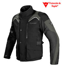 Dainese - Chaqueta Tempest Short/Tall D -Dry  negro, gris Hombre chico