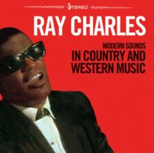 RAY CHARLES - Modern Sounds In Country & Western Música Nuevo CD