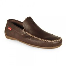 MOCASIN COPETE MARRON
