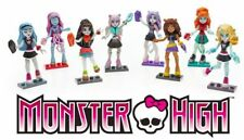 Monster High Mega Bloks Ghouls Skullection Mini Figure Series 3