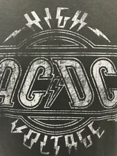 AC/DC High Voltage Tour Amplified Unisex Official Tee Shirt Brand New Various Si