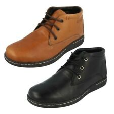 hommes HUSH PUPPIES Bottine lacet - Vice Victory ~ N