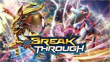 Pokemon Trading Card Game - XY BREAKTHROUGH CARDS - You Choose