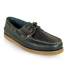 GRANGER NAUTICO LEATHER DARK NAVY