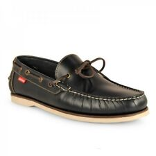NAUTICO MOCASIN LAZO NAVY MARRON