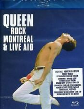 Queen - Rock Montreal & Live Aid (Blu-Ray) BLU-RAY NEUF