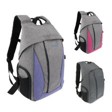 Large Outdoor Travel Photography DSLR SLR Camera Gear Backpack Bag Rucksack
