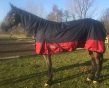 New Pony Equine Heavyweight Outdoor Combo Turnout Horse Rug Waterproof 350g Fill