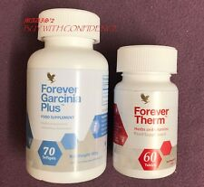Forever Living Garcinia Cambogia Plus & Therm Diet Supplements