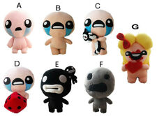 The Binding of Isaac Afterbirth Isaac Stuffed Plush Toys Magdalene CAIN