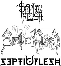 SEPTICFLESH . Atmospheric/Symphonic Death Metal | (7 CDs available to select) :