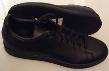 Mens Adidas Trainers - STAN SMITH - Black - Sizes From UK 6.5 to UK 10.5