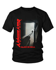 Annihilator - Alice In Hell - T-Shirt - schwarz - Shirt - S-XXL