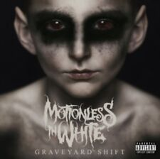 Motionless In White - graveyard shift NUOVO LP