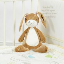 Personalised Guess How Much I Love You Large Plush Hare. Gift/Christening