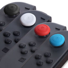 2 x Thumb Grips Analog Thumbstick Caps For Nintendo Switch Joycon Controller