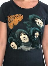 Beatles Rubber Soul Amplified Ladies Official Tee Shirt Brand New Various Sizes