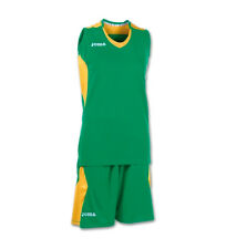 Joma  - SET BASKET SPACE VERDE-ORO S/M W. Mujer chica