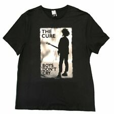 Cure Boys Dont Cry Amplified Unisex Official Tee Shirt Brand New Various Sizes