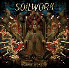 Soilwork - The Panic Broadcast NUEVO CD
