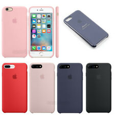 Genuine originale silicone Sottile Custodia Cover per Apple iPhone 8 7 6s plus