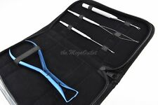 Hair Extensions Blue Plier Kit For Removing  Micro Rings And Fusion Glue Bond