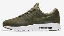 Nike AIR MAX ZERO ESSENTIAL MEN'S SHOE Olive/Dark Stucco- Size US 10, 11 Or 12