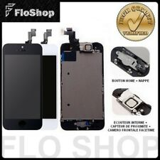 ECRAN COMPLET IPHONE 5S VITRE TACTILE + LCD RETINA SUR CHASSIS + OUTILS