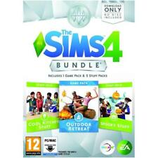 Electronic Arts PC THE SIMS 4 BUNDLE PACK 2 1032041