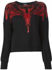 Marcelo Burlon County of Milan Womens Wing Print Sweatshirt Brand New With Tag
