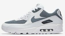 Nike AIR MAX-90 ESSENTIAL MEN'S SHOE White/Armoury Blue- Size US 10, 10.5 Or 11