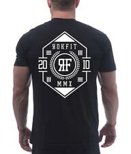 rokfit The Guild T-shirt CROSSFIT sollevamento pesi fitness