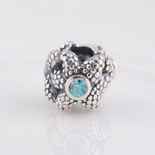 Genuine Pandora Sparkling Starfish Charm - 791163SST - With/Without Pandora Box