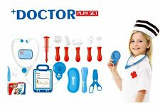 Liberty Imports Medical Doctor Hospital Kit Playset For Kids - 16 Pretend Play T