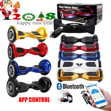 "Patinete 6.5/10""Electrico Scooter Hoverboard Skateboard Bluetooth Patinaje Bolso"