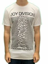 Joy Division Unknown Pleasures Unisex Official T Shirt Brand New Various Sizes