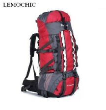 Backpack Bag Mountaineering Travel Outdoor Hiking Camping 100L Waterproof Pack