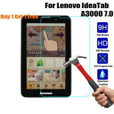 Real HD Tempered Glass Screen Protector For Lenovo IdeaTab A3000 7.0 /A7600 10.1
