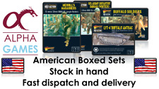 Bolt Action USA American Box Sets [Warlord New. In Stock NOW. Fast Delivery]